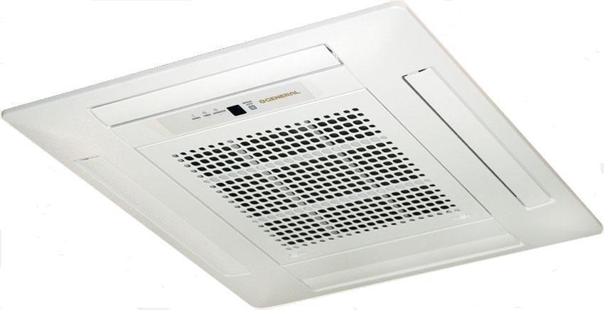 Купить Кассетный кондиционер General AUG45U / AOG45U в интернет магазине климатического оборудования