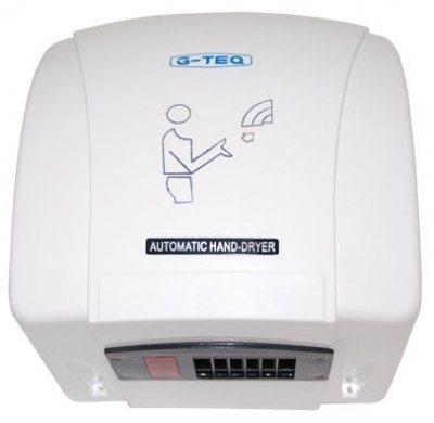 Пластиковая сушилка для рук G-teq G-teq 8851 PW