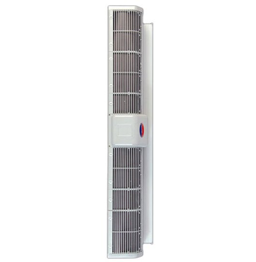 Электрическая водяная тепловая завеса General Climate CM516W VERT NERG (KWH-26 VERT S/S SD) IP24 фото