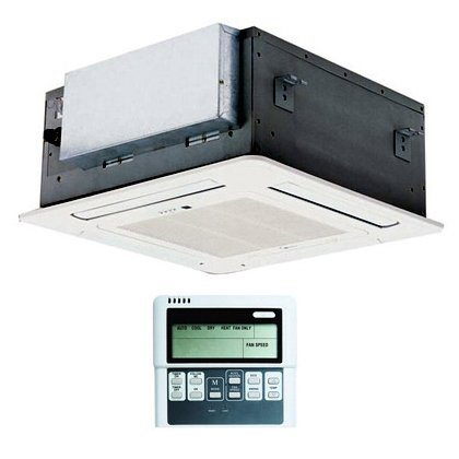 Кассетная VRF система 2-2,9 кВт General Climate GC-MV28/4CDN1-P-A фото