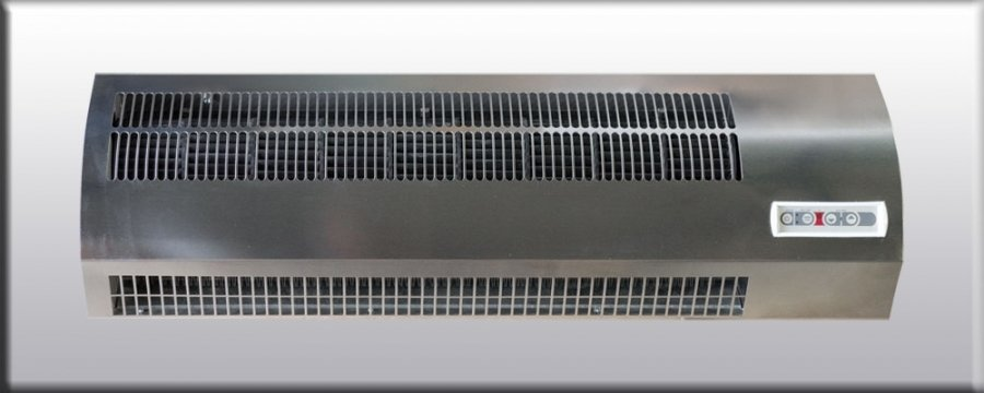 Электрическая тепловая завеса General Climate MINI RM208E06 NERG (INTELLECT 0,8R) фото