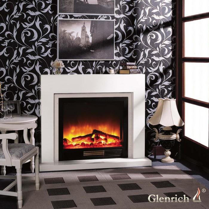 Купить Glenrich Астория Delux 33 (Sharm33 Black) Белый по шпону в интернет магазине. Цены, фото, описания, характеристики, отзывы, обзоры