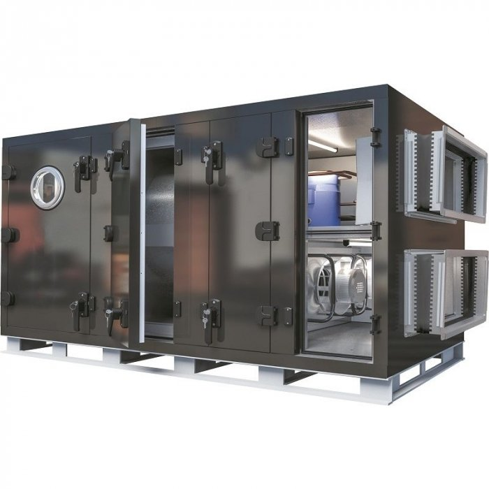 Вентиляционная система для промышленных предприятий GlobalClimat Nemero 20 RR.1-HW 12000 фото