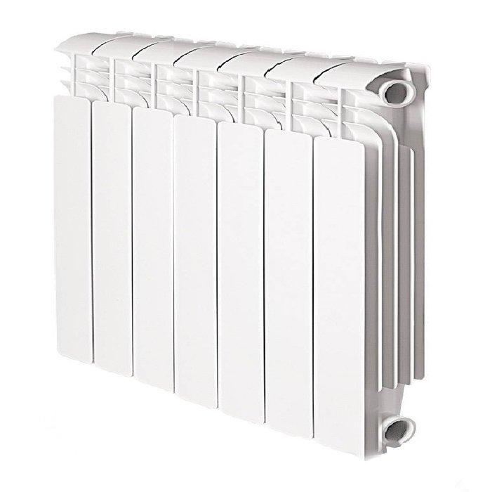 Купить Алюминиевый радиатор Global Iseo 500 7 секц. в интернет магазине климатического оборудования