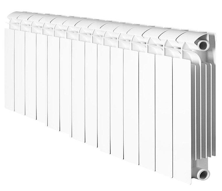 Купить Биметаллический радиатор Global Style Plus 350 14 секц. в интернет магазине климатического оборудования