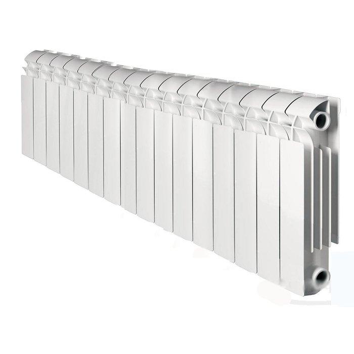 Купить Алюминиевый радиатор Global Vox R 350 16 секц. в интернет магазине климатического оборудования