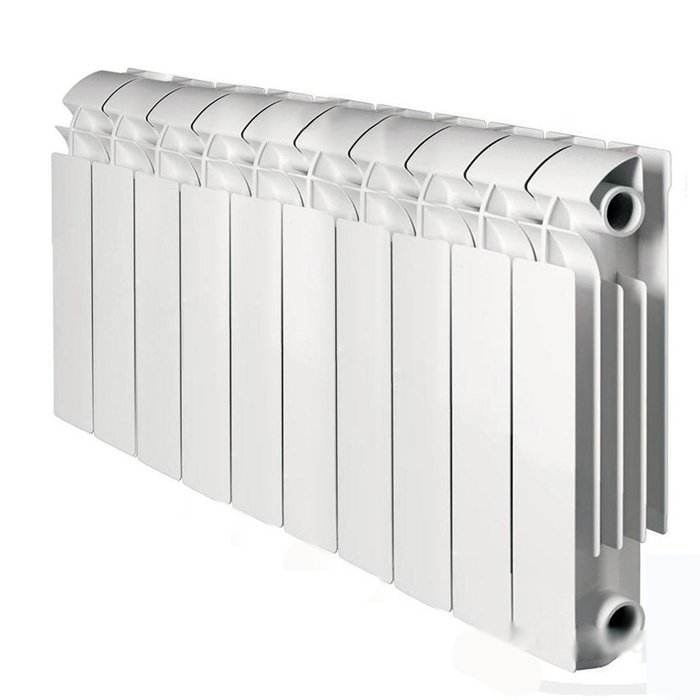 Купить Алюминиевый радиатор Global Vox R 500 10 секц. в интернет магазине климатического оборудования