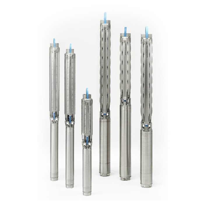 Купить Скважинный насос Grundfos SP3A- 6 0.37kW 380-415V 50Hz в интернет магазине климатического оборудования