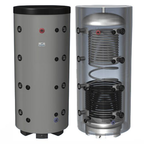 Купить Теплоаккумулятор Hajdu PT 750 CF в интернет магазине климатического оборудования