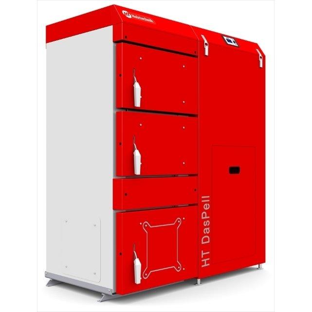 Купить Твердотопливный котел 20 кВт Heiztechnik HT Daspell 20 кВт (Станд.горелка) в интернет магазине климатического оборудования