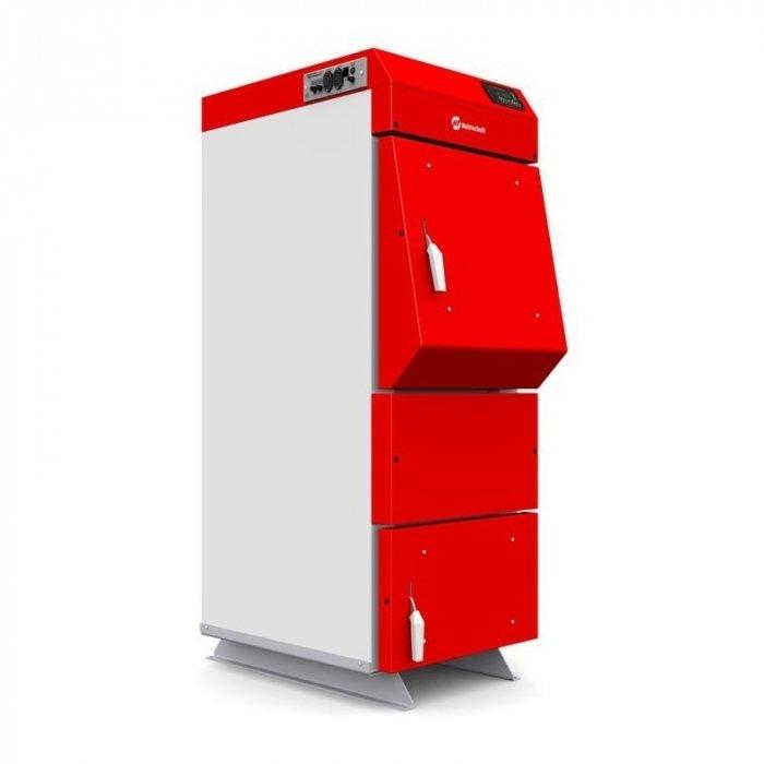 Купить Твердотопливный котел 25 кВт Heiztechnik HT Plus 25 кВт в интернет магазине климатического оборудования