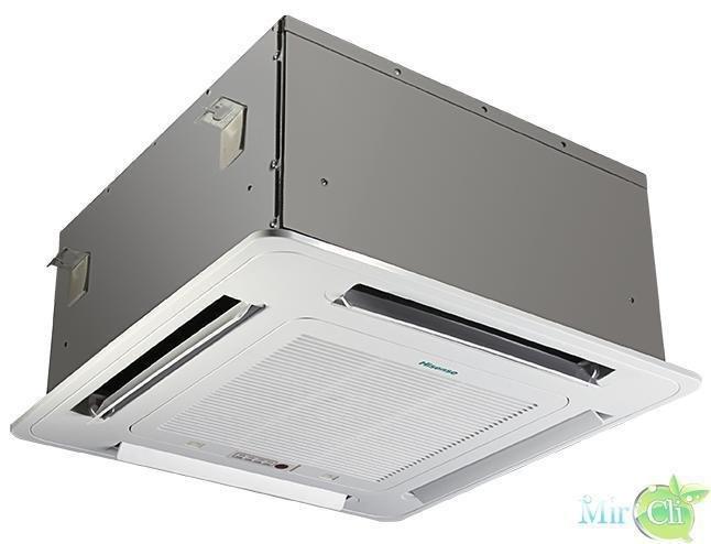 Купить Кассетный кондиционер Hisense AUC-60UX4SFA/AUW-60U6SP1 в интернет магазине климатического оборудования