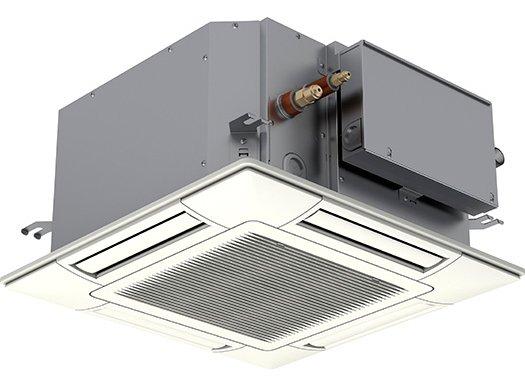 Кассетная VRF система 2-2,9 кВт Hitachi RCIM-1.0FSN3 фото
