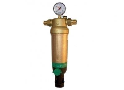 Магистральный фильтр для очистки воды Honeywell Сетчатый фильтр F76S-1 1/2 ACM 50mk фото