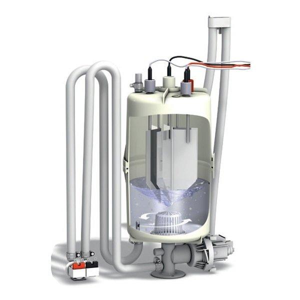 Промывочная система HygroMatik.