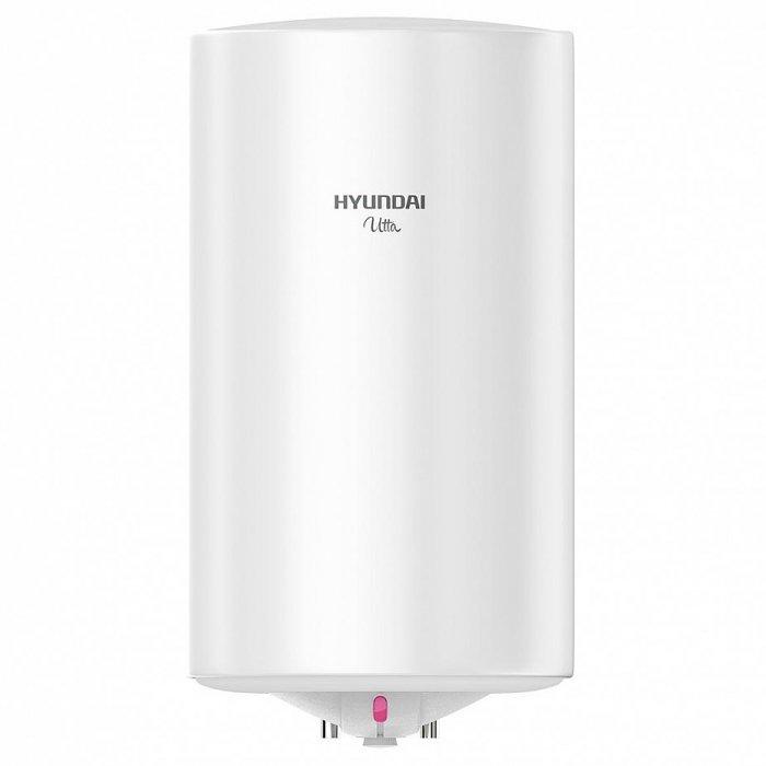 Купить Электрический накопительный водонагреватель 50 литров Hyundai H-SWE5-50V-UI402 в интернет магазине климатического оборудования