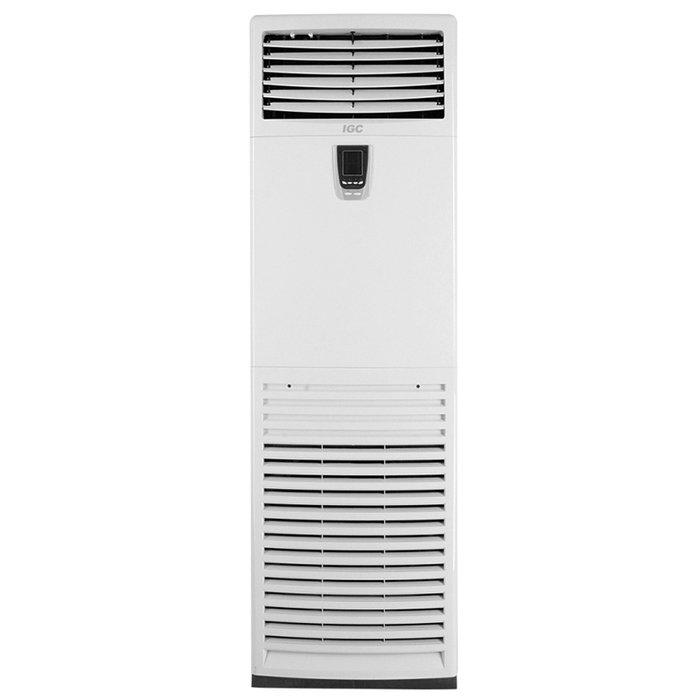 Купить Колонный кондиционер IGC IPM-48HS/U в интернет магазине климатического оборудования