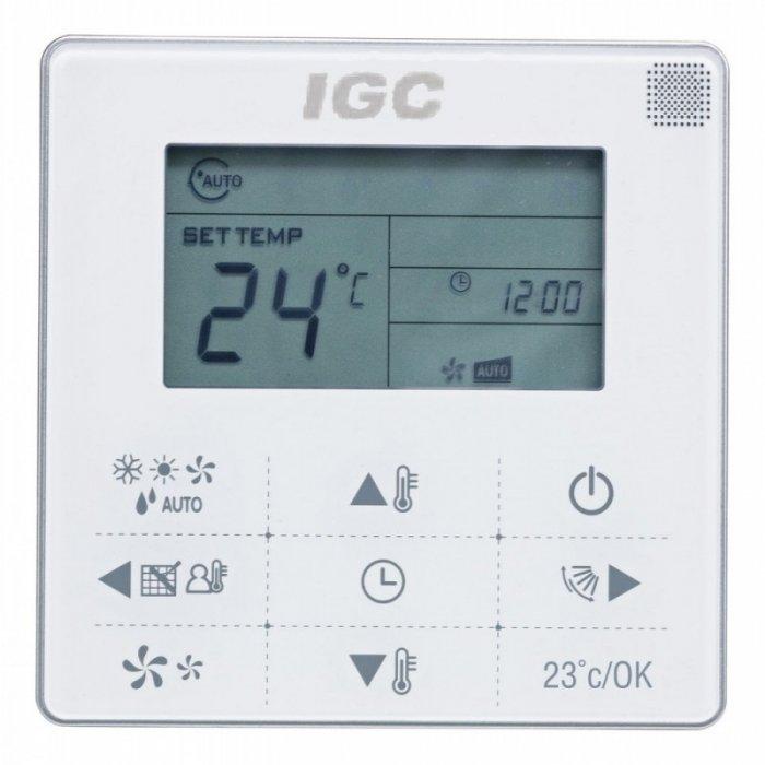 Купить IGC WR-16A в интернет магазине. Цены, фото, описания, характеристики, отзывы, обзоры