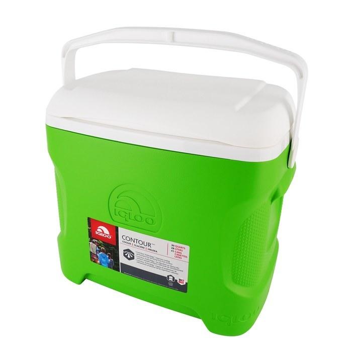 Купить Igloo Contour 30 green в интернет магазине. Цены, фото, описания, характеристики, отзывы, обзоры