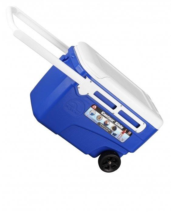 Термоэлектрический автохолодильник Igloo