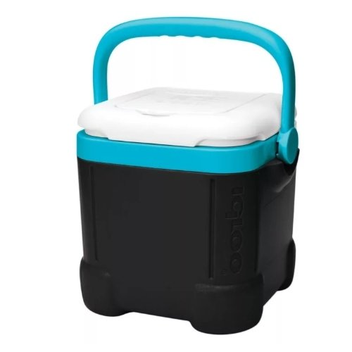 Изотермический контейнер Igloo Ice Cube 14 black-white фото
