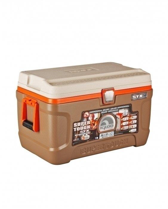 Изотермический контейнер для рыбалки Igloo Super Tough STX 54 фото