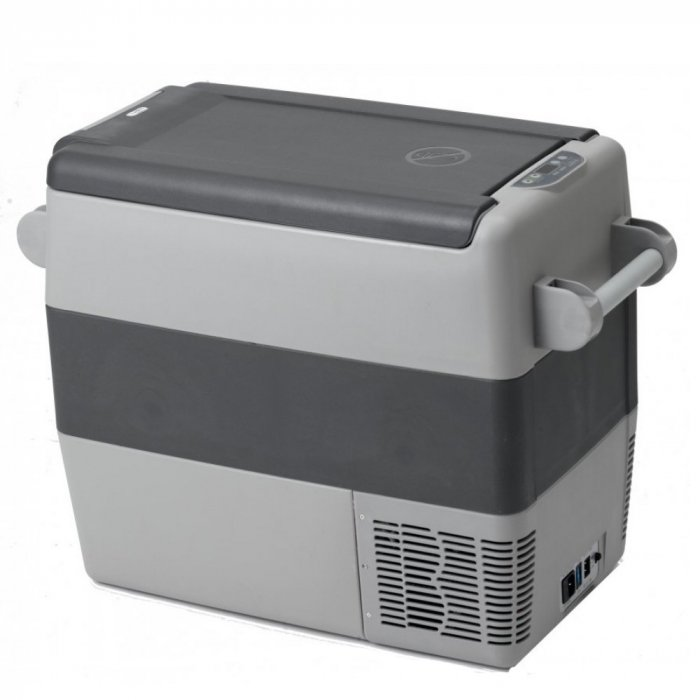 Купить со скидкой Автомобильный компрессорный холодильник Indel B