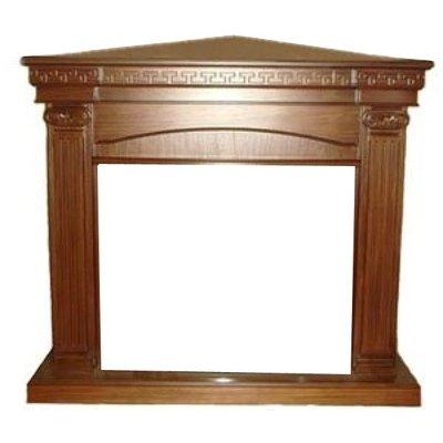 Купить Деревянный портал InterFlame Афина угл. под очаг Panoramic 25` в интернет магазине климатического оборудования