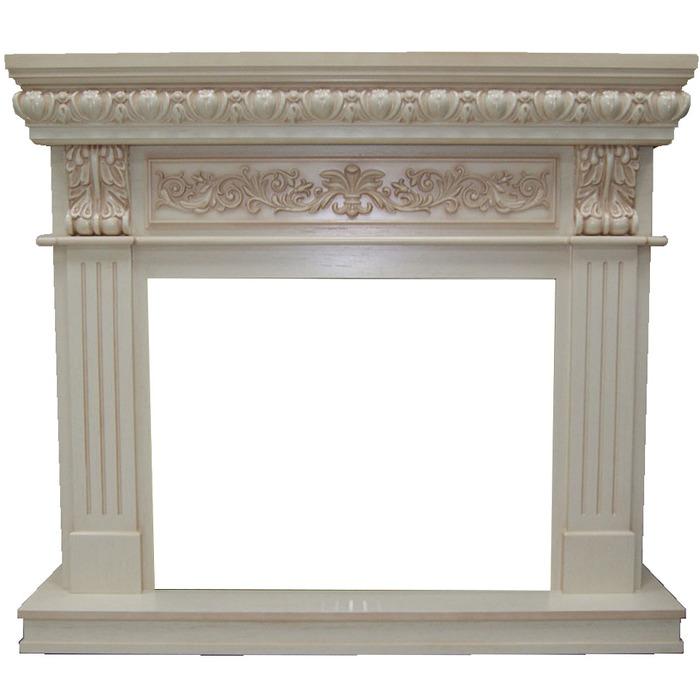 Деревянный портал для камина InterFlame