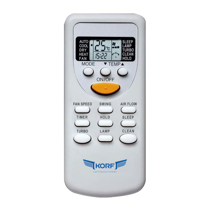 Купить KORF KF-RC-01 в интернет магазине. Цены, фото, описания, характеристики, отзывы, обзоры