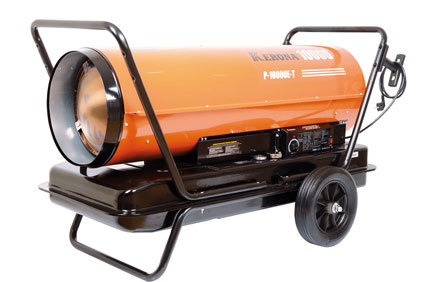 Купить Дизельная тепловая пушка Kerona P-10000E-T в интернет магазине климатического оборудования