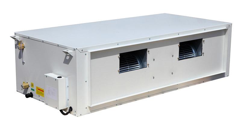 Канальный фанкойл 11-11,9 кВт Kitano KP-Hino II-4R2P-140 фото