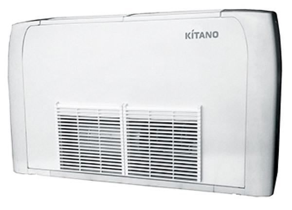 Напольно-потолочный фанкойл 6-6,9 кВт Kitano KP-Izumi II-2P-CF-80 фото