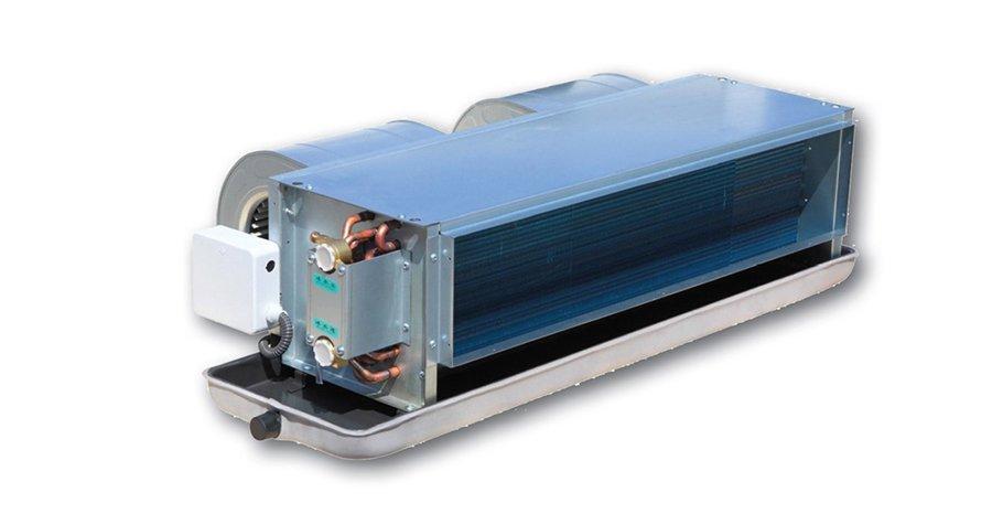 Купить Канальный фанкойл Kitano KP-Kito-2R2P-136 в интернет магазине климатического оборудования