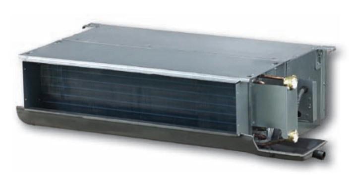 Канальный фанкойл 5-5,9 кВт Kitano KP-Kito II-2R2P-60 фото
