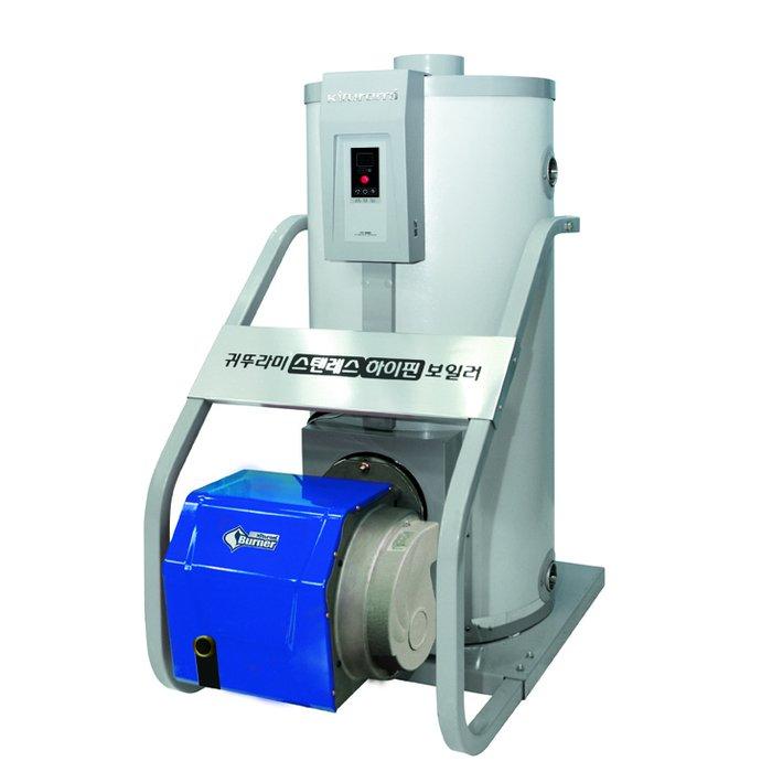 Купить Напольный газовый котел Kiturami KSG-400 (465 кВт) в интернет магазине климатического оборудования
