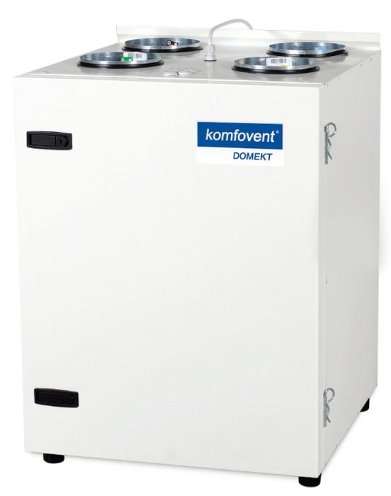 Купить Komfovent Domekt-CF-400-V (F7/M5 ePM1 55/ePM10 50) в интернет магазине. Цены, фото, описания, характеристики, отзывы, обзоры