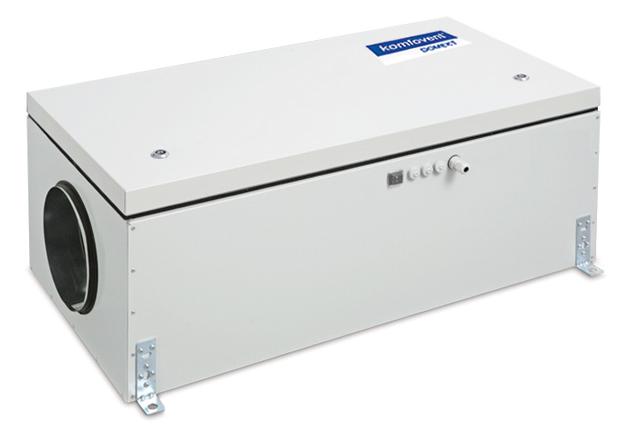 Приточная вентиляционная установка Komfovent Komfovent Domekt-S-650-F-E/6 (F7 ePM1 55)