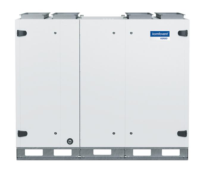 Приточно-вытяжная установка Komfovent VERSO-R-5000-V-E (L/AZ) фото