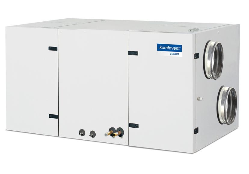 Купить Komfovent Verso-CF-1000-UV-CW или DX в интернет магазине. Цены, фото, описания, характеристики, отзывы, обзоры