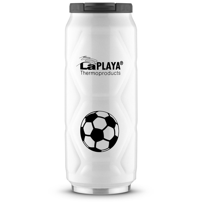 Термос LaPlaya Football Can White 0,5 L фото
