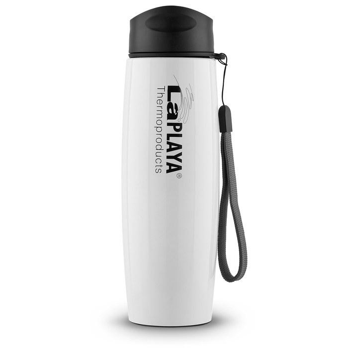 Купить LaPlaya Thermo Mug SS Strap 0.5 L White в интернет магазине. Цены, фото, описания, характеристики, отзывы, обзоры
