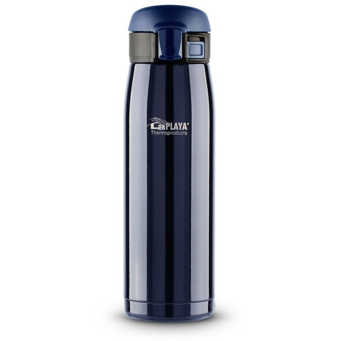 Термос LaPlaya Travel Tumbler Bubble Safe 0.5 L - Blue фото
