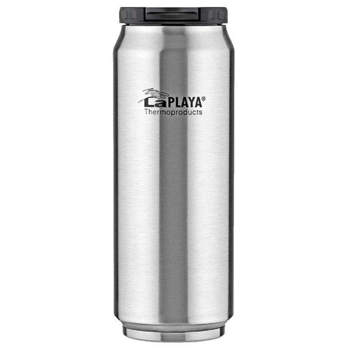 Термос LaPlaya Warm-Cool Can 0,5 L silver фото