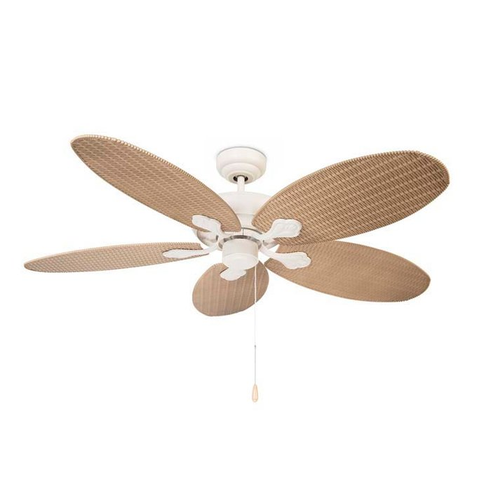 Потолочный вентилятор Leds-C4 Leds-C4 PHUKET (30-4398-J7-J7)
