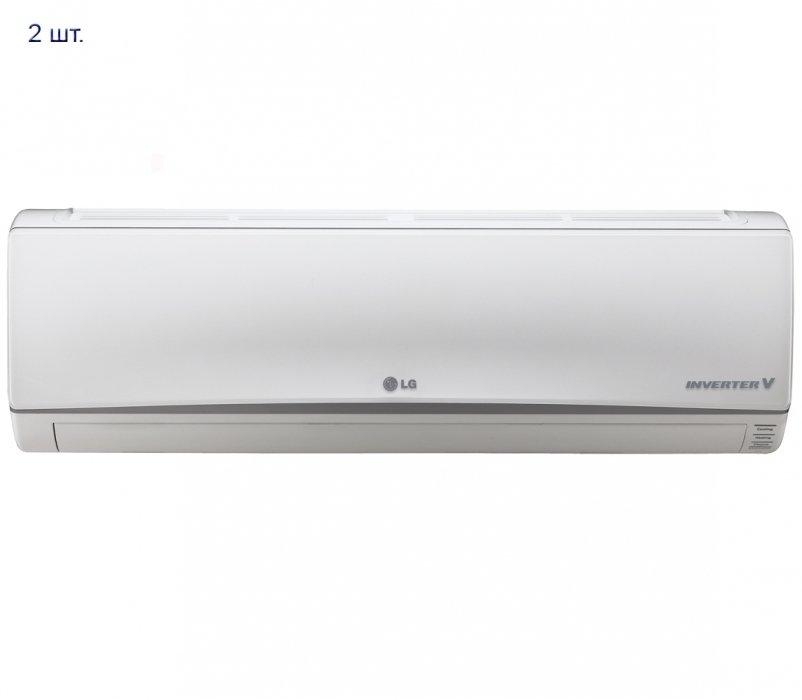 Купить Мульти сплит система на 2 комнаты Lg MU2M15AH/MS07AQ*2шт в интернет магазине климатического оборудования