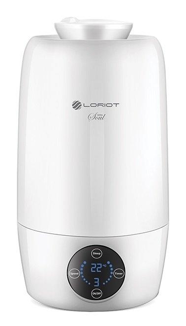 Ультразвуковой увлажнитель воздуха Loriot.