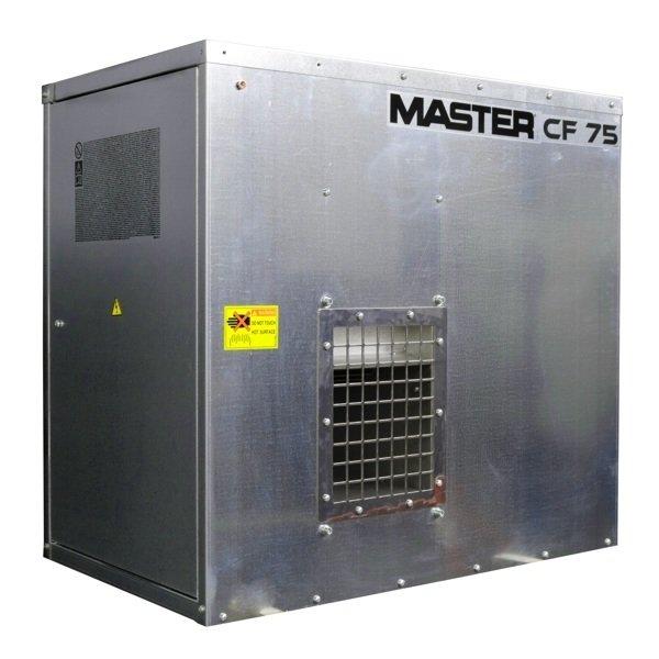 Газовый теплогенератор Master
