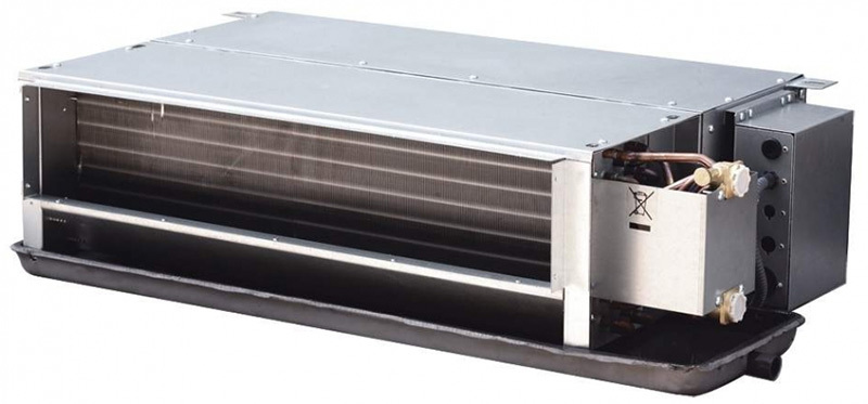 Канальный фанкойл 1-1,9 кВт Mdv MDKT3-200FG50 фото