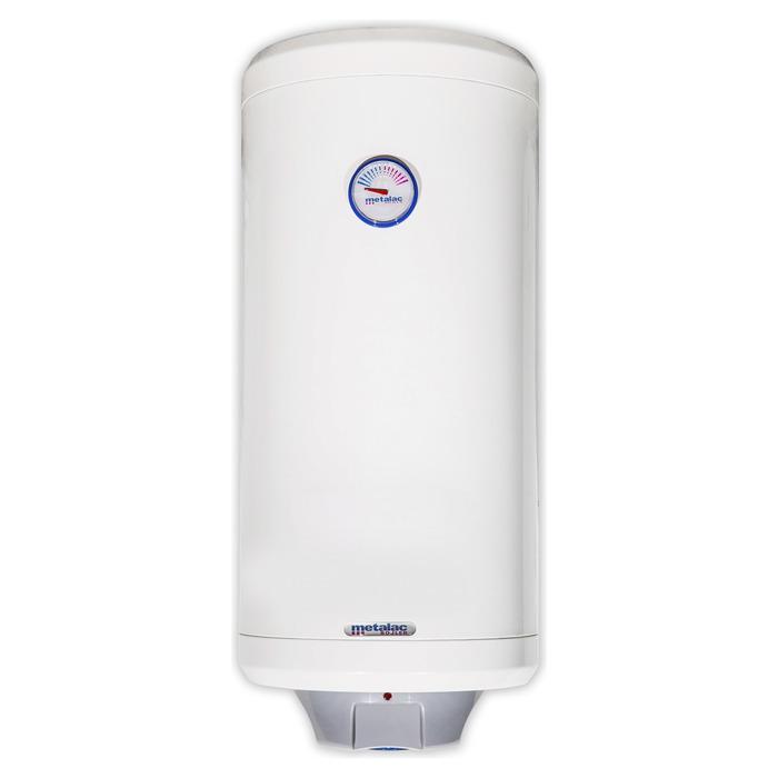 Электрический накопительный водонагреватель Metalac HEATLEADER MB 50 INOX SLIM R фото